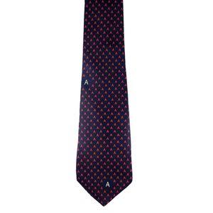 Harrods Printed Silk Tie
